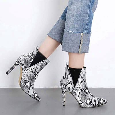 Bottines Serpent<br> Suzzi - Chaussures