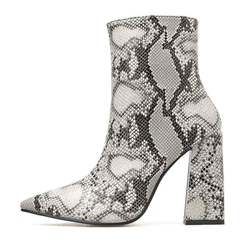 Bottines Serpent Femme | Instinct Serpent