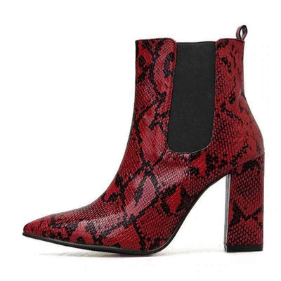Bottines Serpent<br> Chelsea - Chaussures