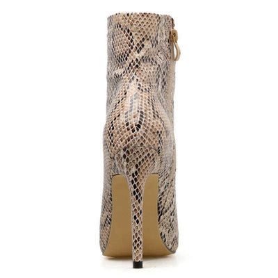 Bottines Serpent<br> Nicki - Chaussures