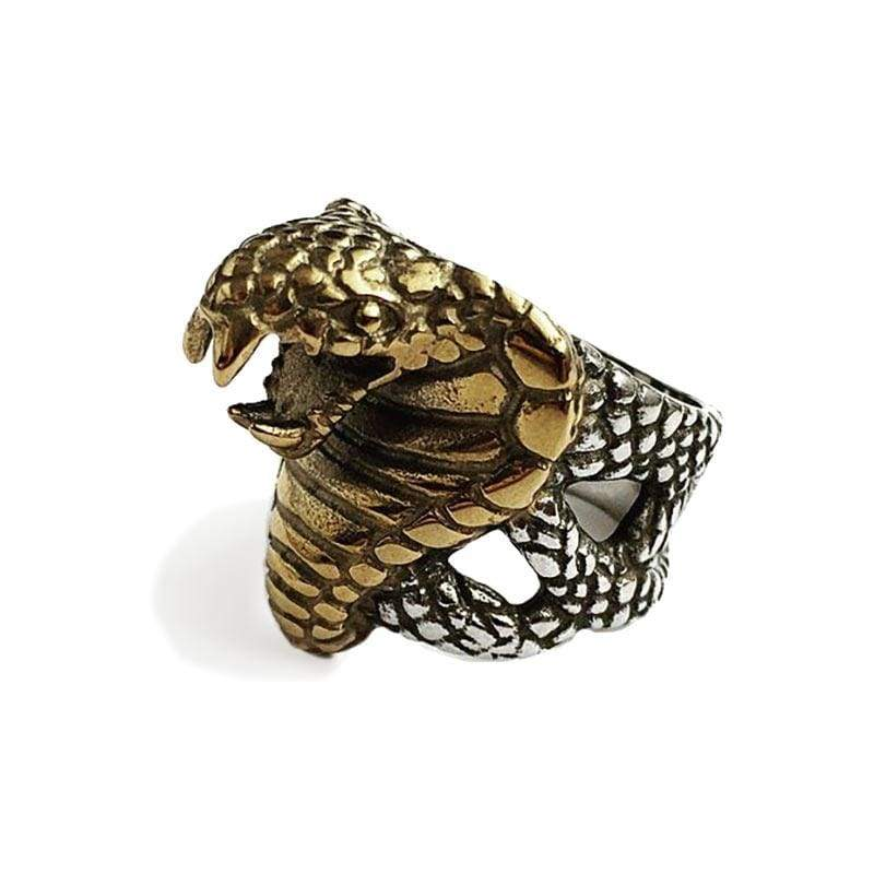 Bague Cobra Royal | Instinct Serpent