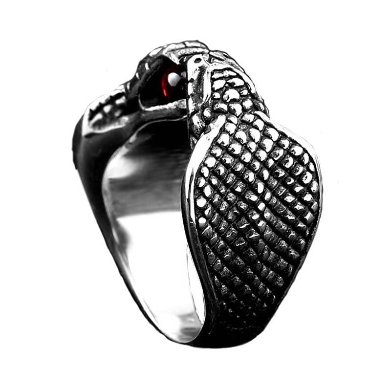 Bague Double Cobra | Instinct Serpent