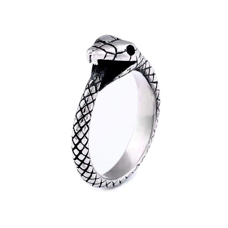 Bague Ouroboros | Instinct Serpent