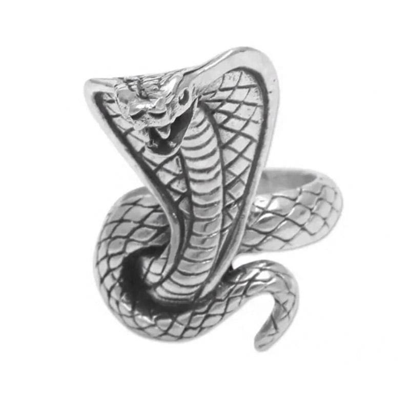 bague cobra royal