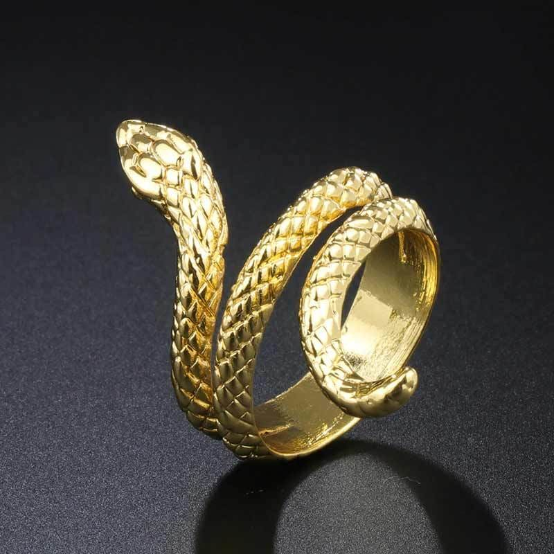 Bague Serpent Or Femme | Instinct Serpent
