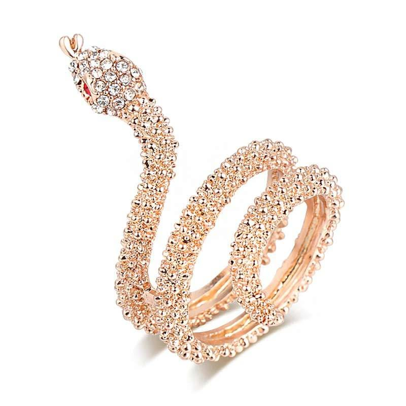 bague serpent rosie