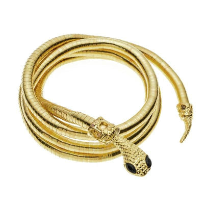 collier serpent flexible