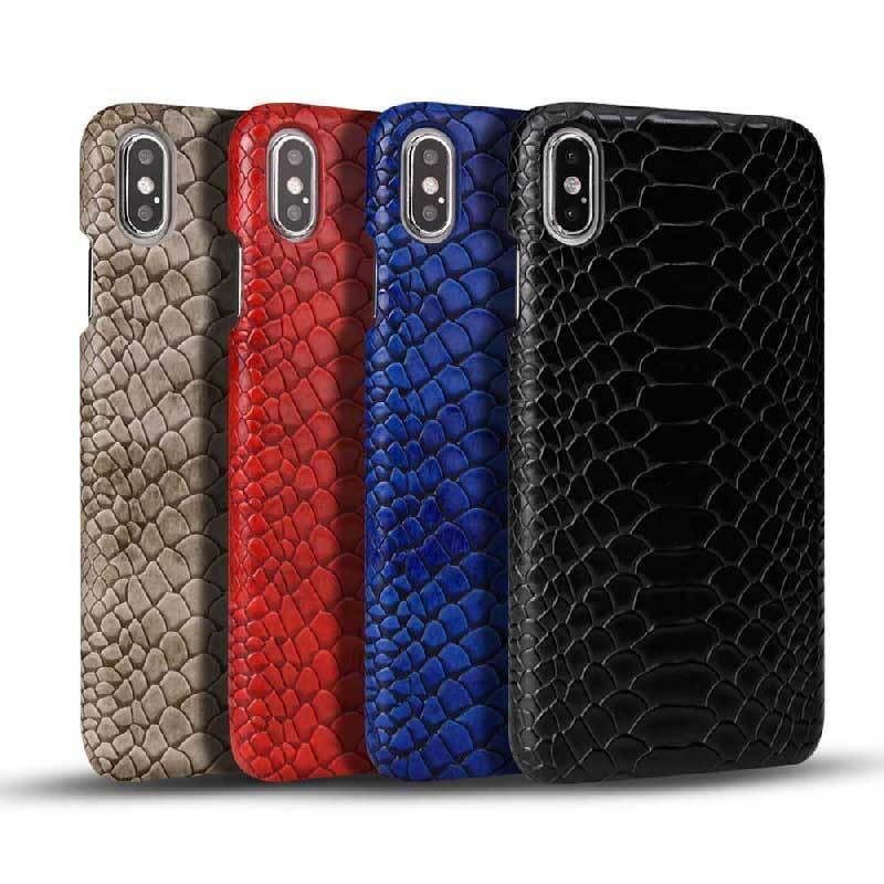 Coque iPhone Serpent Luxe