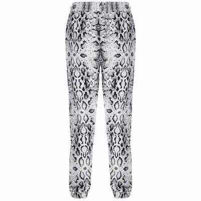 pantalon large serpent