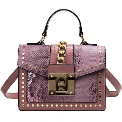 Sac Serpent<br> Utopia - FUCHSIA - Sac
