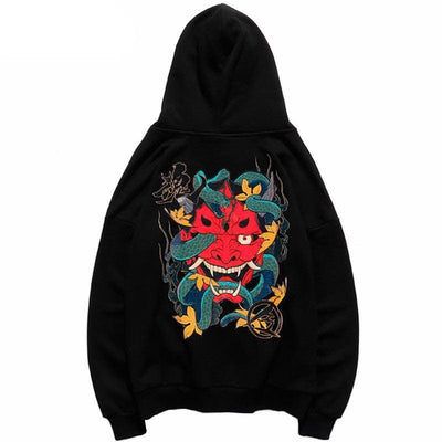 Sweat Serpent<br> Hannya - Sweat