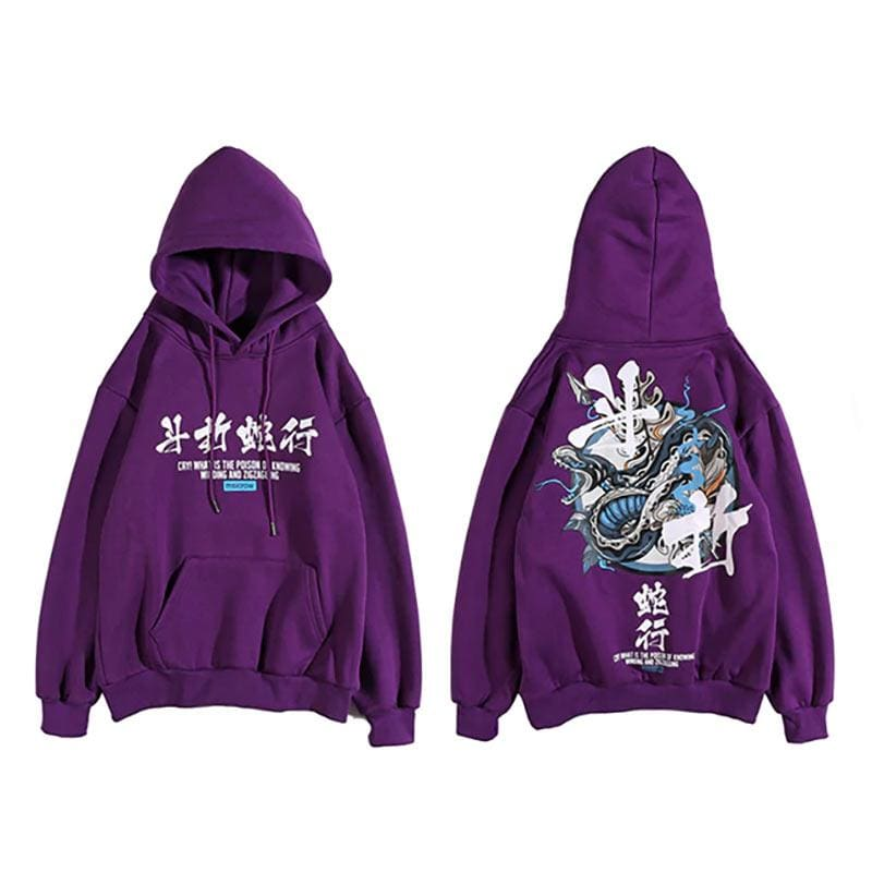 Sweat Serpent<br> Purple Poison - Sweat