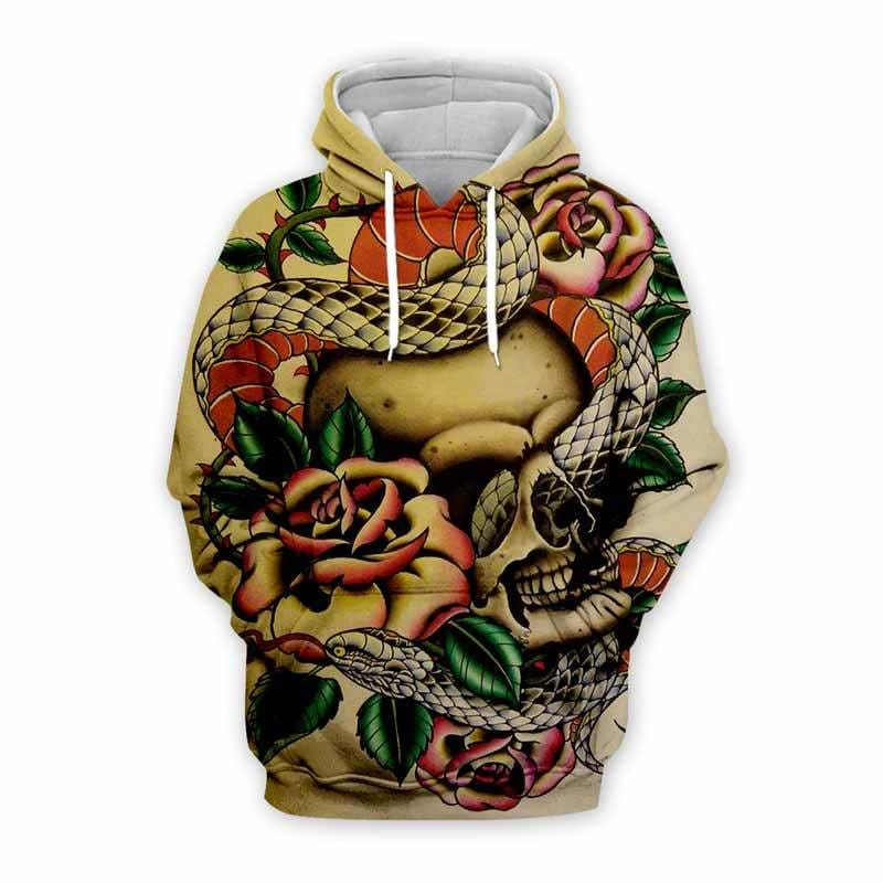sweat serpent roses