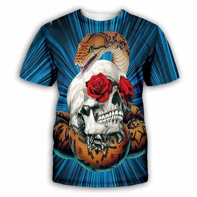 T-Shirt Serpent<br> Bad - Tshirt