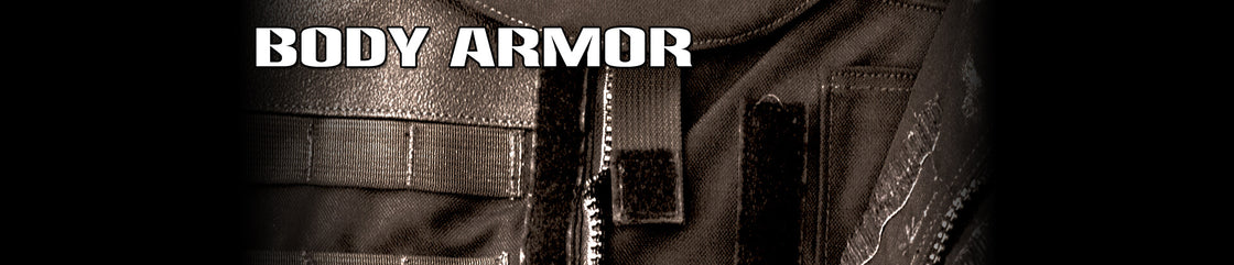 Fire & EMS Body Armor