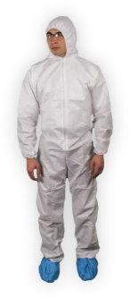 Hooded Isolation Suits from Body Armor Outlet