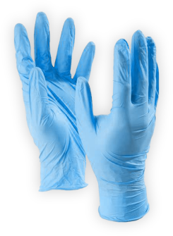 Nitrile Gloves from Body Armor Outlet