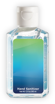 Small Bottles of Hand Sanitizer from Body Armor Outlet