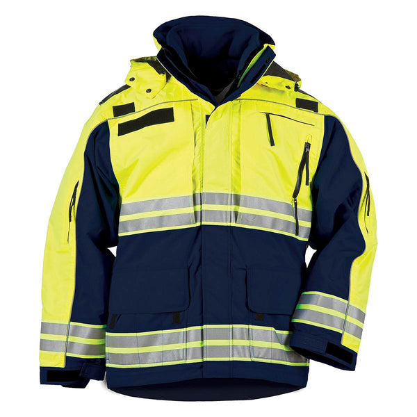 5.11 Responder Hi-Vis Men's Parka from Body Armor Outlet
