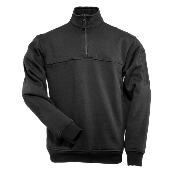 5.11 Tactical Quarter Zip Long Sleeve Job Shirt, Men's