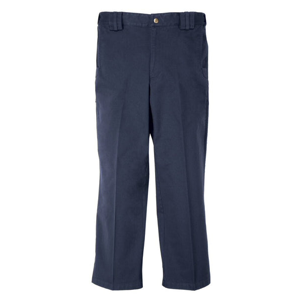 5.11 Station Pants, Fire Navy, 100% Cotton, 30x34