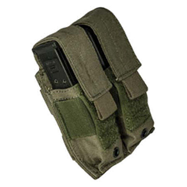 Armor Express Pistol Covered Double Mag Pouch