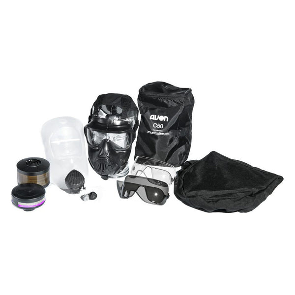 Avon Protection C50 First Responder Kit