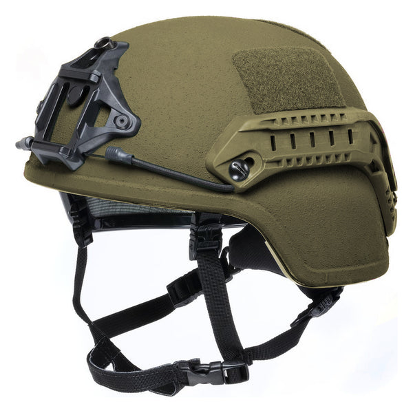 Avon L110 Combat II Mich Full-Cut Helmet, Coyote Brown, Large