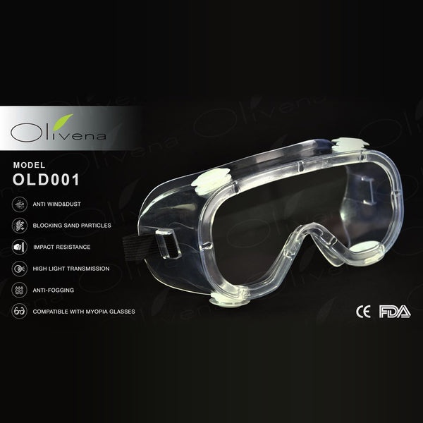 PVC Protective Goggles