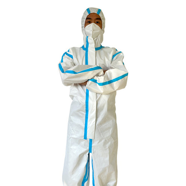 Huafu Level 2 Isolation Suit w/ Hood