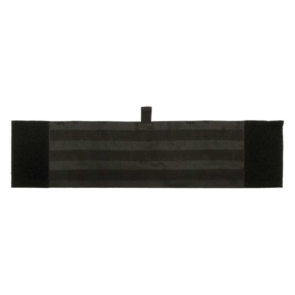 BAO Tactical Extra Long 20in Cummerbund Set for Dynamic Plate Carrier, Black