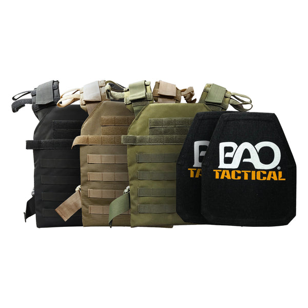 BAO Tactical 10x12 Level IV Standard Active Shooters Kit