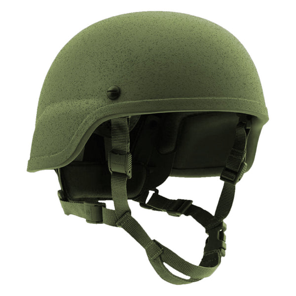 BAO Tactical ACH / MICH IIIA Full Cut Helmet w/ 7 Pad Suspension