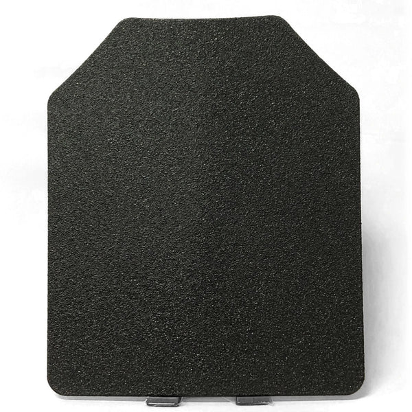 BAO Tactical AR500 Steel Plate, Level III Standalone, 10x12, Single Curve