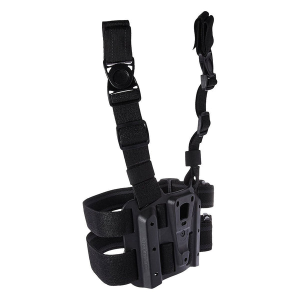 Blackhawk Tactical Holster CQC Leg Platform