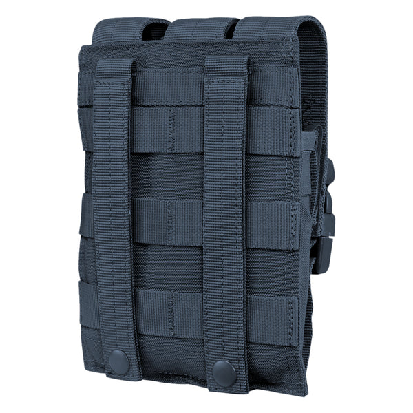 Condor Triple MP5 Mag Pouch, Navy Blue - MA37
