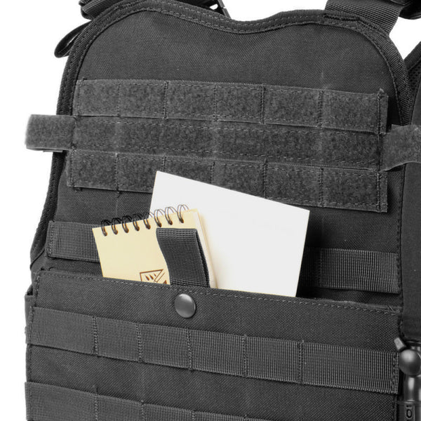 BAO Tactical 10x12 Level IIIA MOPC Active Shooters Kit, Black