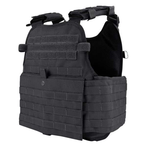 BAO Tactical 10x12 Level IV MOPC Active Shooters Kit, Black