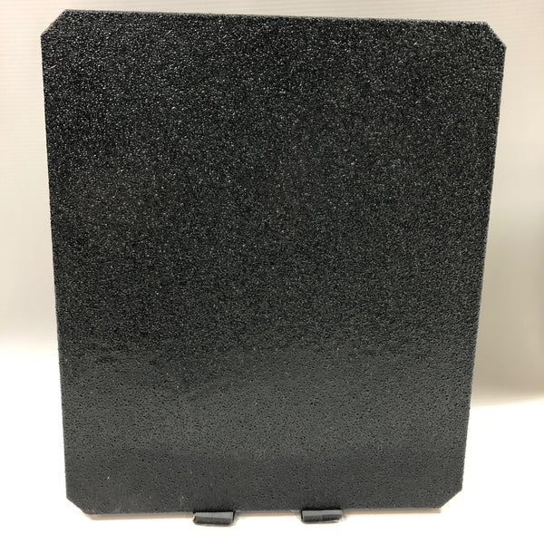 TenCate CR8100 Level III Steel Advanced Body Armor Plate 10x12 Full Cut