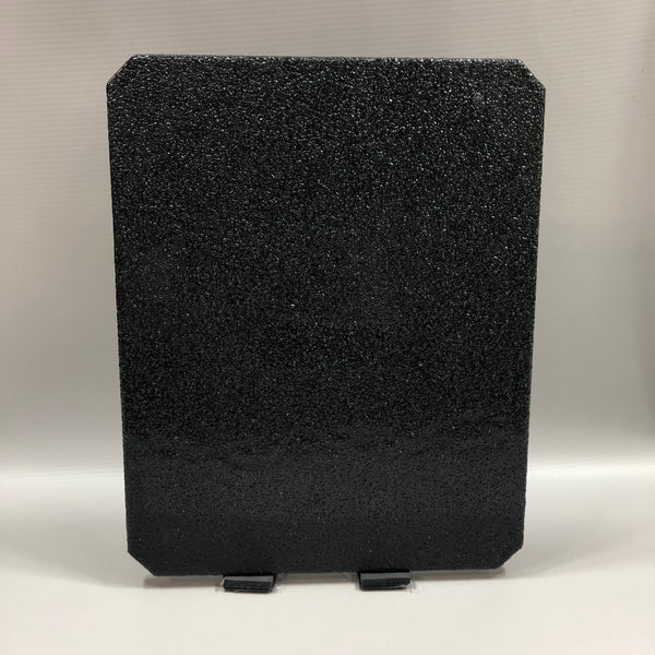 TenCate CR8100 Level III Steel Advanced Body Armor Plate 8x10 Full Cut