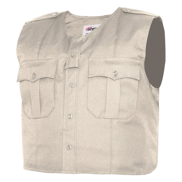 Elbeco Bodyshield External Vest Carrier - Size: Large Regular, Color: Tan V3112B