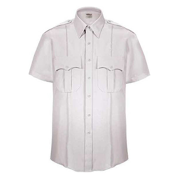 Elbeco TexTrop2 Short Sleeve Zippered Front Shirts, Men's