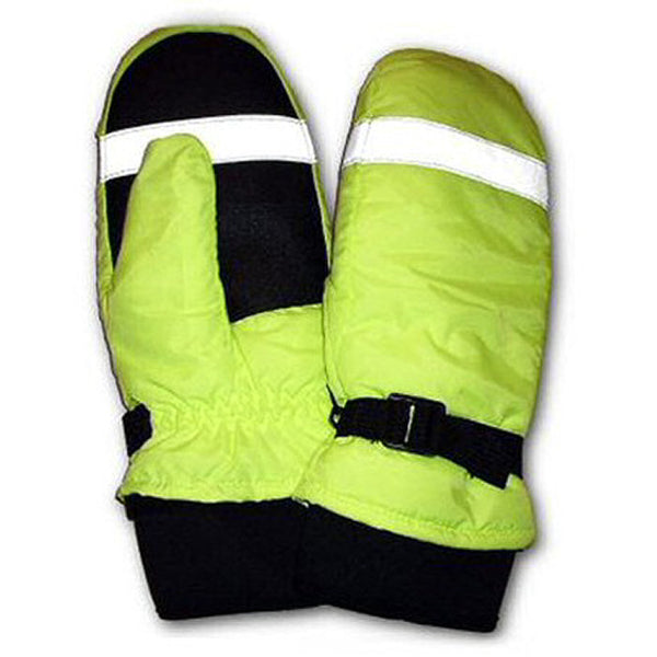 GFP Super Duty Hi-Vis Traffic Mitten