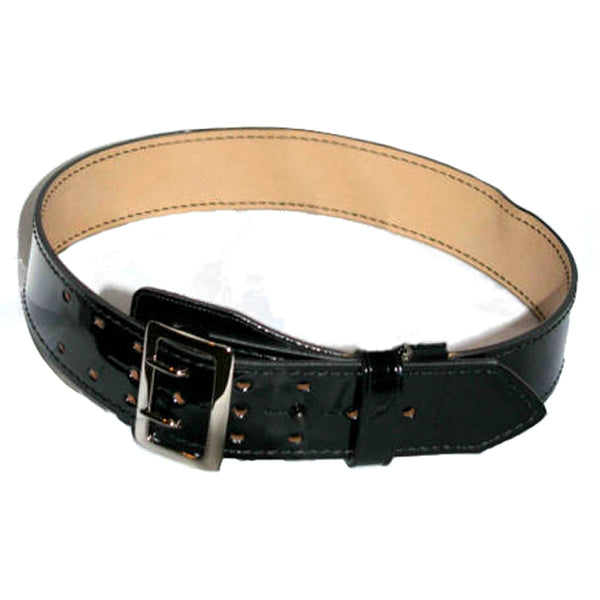 JayPee Sam Browne Waist Belt, 2-1/4in, Fully Lined