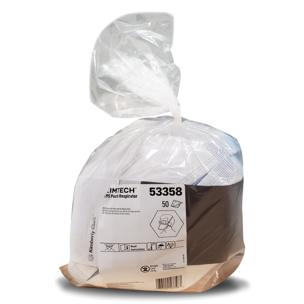 Kimtech NIOSH N95 Masks (Bag of 50)