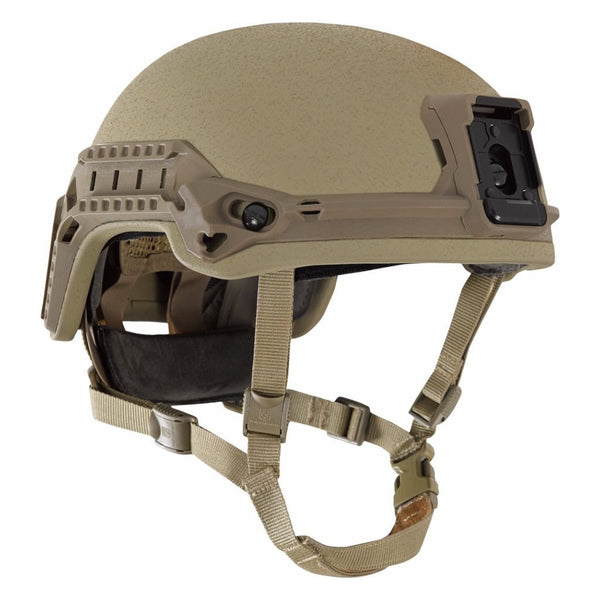 Galvion Batlskin Viper A3 High Cut Helmet, MSS, Rails, Front Mount