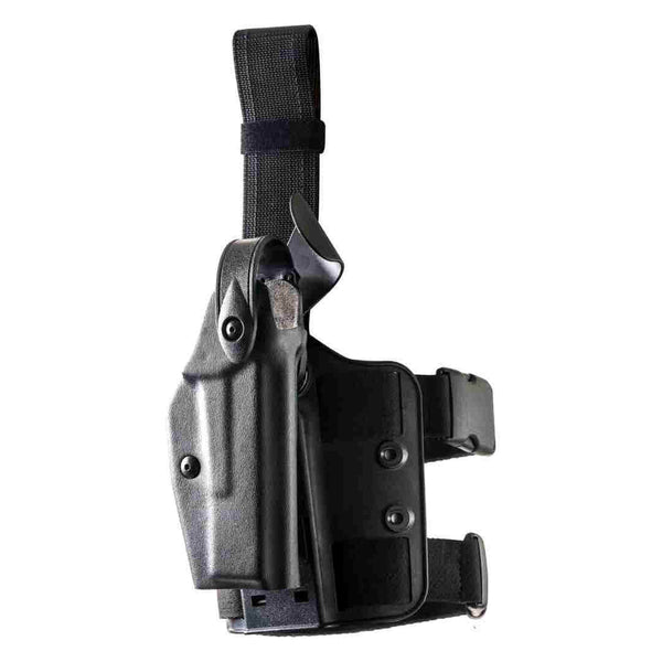 Safariland Model 6004 Tactical Holster w/ SLS, Left Handed
