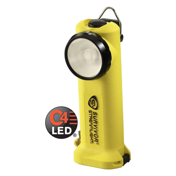 Streamlight Survivor LED DC Fast Charge, Yellow