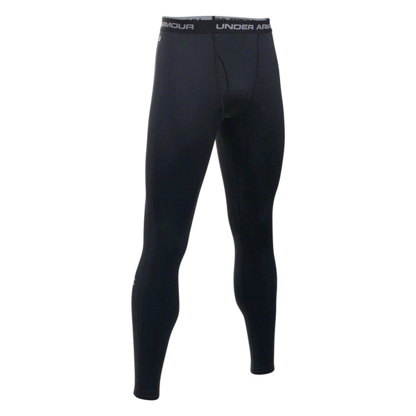 UA Base 2.0 Men's Leggings, Black