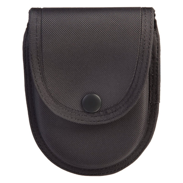 Uncle Mike's Sentinel Molded Nylon Double Handcuff Case, Black